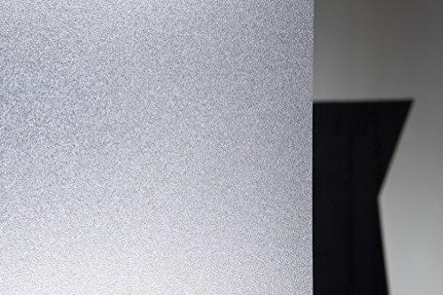 Statische raamfolie Frost Bright in 45cm breedte privacy film (per strekkende meter)