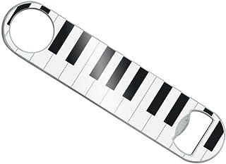 Piano Keys Keyboard Pianist Music Stainless Steel Vinyl Cove