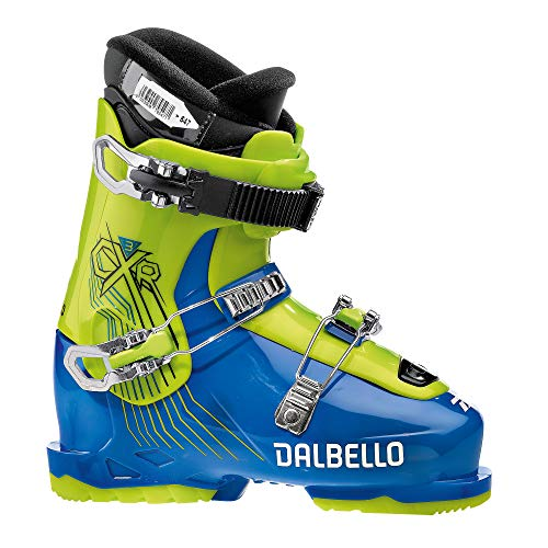 Dalbello CXR 3.0 JR Electric Blue/Apple 26.0 - Scarponi da Sci da Uomo