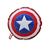 Marvel Kissen Captain America Shield, Schwarz, 2
