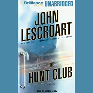 The Hunt Club: A Novel cover art