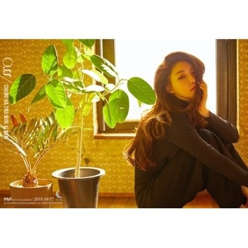 Chungha - [Offset] 2nd Mini Album Off Ver CD+Booklet+Post+Card+Book Mark K-POP SEALED