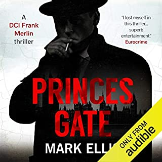 Princes Gate cover art