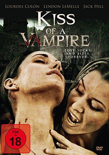 Kiss of a Vampire [Alemania] [DVD]