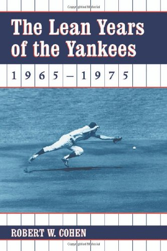 The Lean Years of the Yankees, 1965-1975