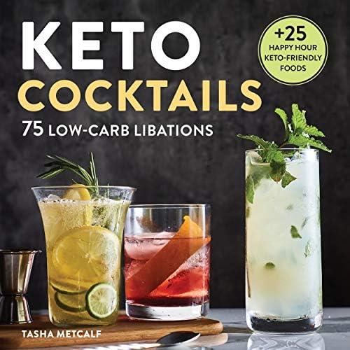 Keto Cocktails Keto Diet Cookbook Cocktails product image