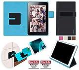 reboon Hülle für Huawei MediaPad 7 Youth Tasche Cover Hülle Bumper | in Schwarz | Testsieger