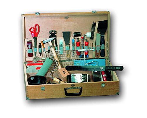 FRIESS Maler-Werkzeugkoffer PROFESSIONAL 65cm x 37cm x 18cm, leer, ohne Inhalt
