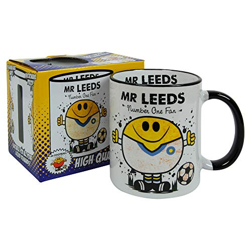 Mr Leeds Mug - Football United Gift Merchandise