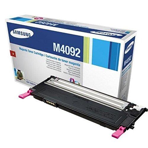 Samsung CLT-M4092S/ELS Original Toner (Kompatibel mit: CLP-310/CLP-315/CLX-3170/CLX-3175 Series) magenta