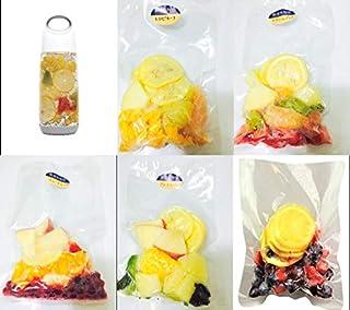 デトックスウォーター冷凍フルーツ 5種類セット 100g×5 フルーツウォーター用冷凍フルーツ 只今、2セット購入で1セットプレゼント中 【送料込み、消費税込み】