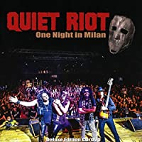 ONE NIGHT IN MILAN/CD+