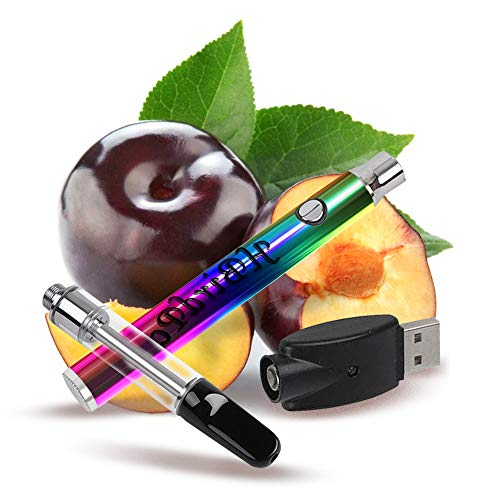 Colorful Adjustable Air Daily Use Useful Pen Steam Set V-a-p-e Pen C-B-D with V-ape Pen 5-1-0 Battery Charger Adapter to Quit Smoking