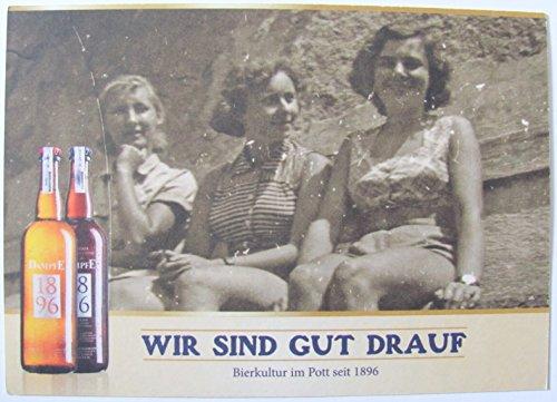 Borbecker Brauhaus - 30 Jahre Dampfe - Postkarte - Motiv 2