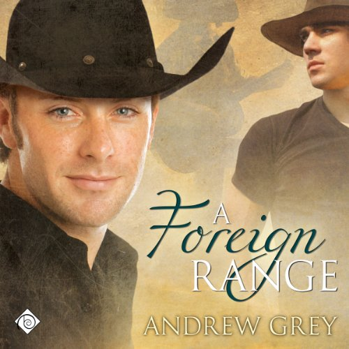 A Foreign Range audiobook cover art