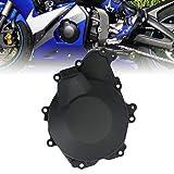 XMT-MOTOR Sinistra Carter Motore Coperchio Statore Adatto per Yamaha YZF-R6 2003-2005 YZF-R6S 2006-2010