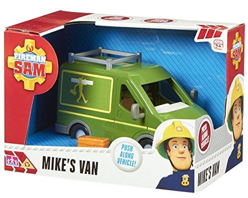 Sam Le Pompier – Le Van de Max – Véhicule (Import UK)