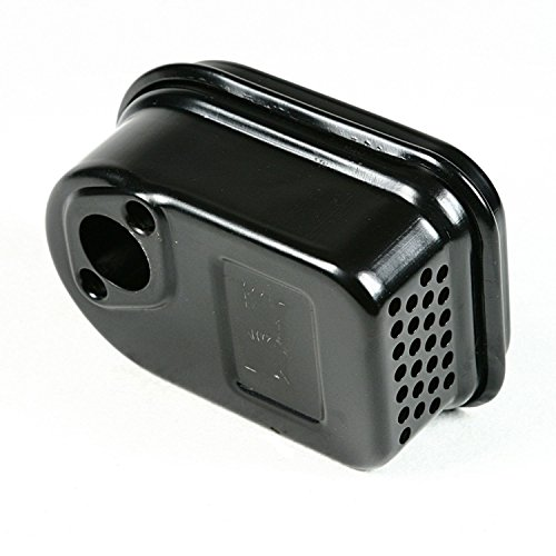 tecnogarden Silencieux d'échappement V40-50-60-70 - TVM 125-140 -300009