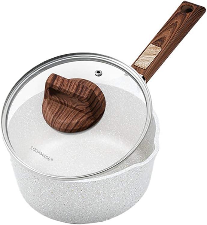 LXDZXY Rapid rise Pots Saucepan Soup Pot Sauce Multipurpose Non-Stick low-pricing G Pan