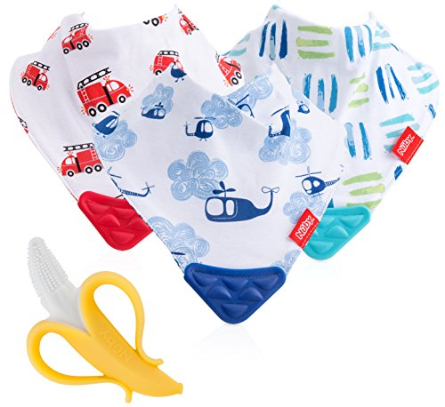 Best nuby teething bibs