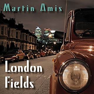 London Fields audiobook cover art
