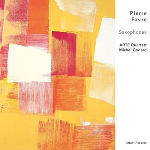 Pierre Favre feat. Arte Quartett & Michel Godard