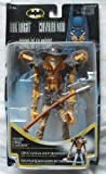 Batman 1996 Legends of the Dark Knight Premium Collector Series 7-1/2 Inch Tall Action Figure - Twister Strike Scarecrow with Scythe Slash Attack and Nightmare Glow Eyes