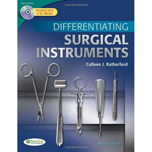 Differentiating Surgical Instruments: 9780803625457