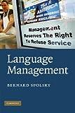 Language Management