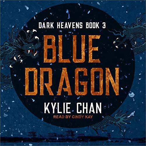 Blue Dragon audiobook cover art