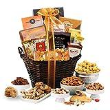 Broadway Basketeers Chocolate & Sweets Valentine's Day Gourmet Gift Basket (Kosher Certified)
