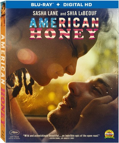 American Honey [Blu-ray + Digital HD]