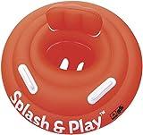 Bieco 22032103 - Baby Schwimmsitz Splash and Play, 0 - 12 Monate bzw. bis 11 kg