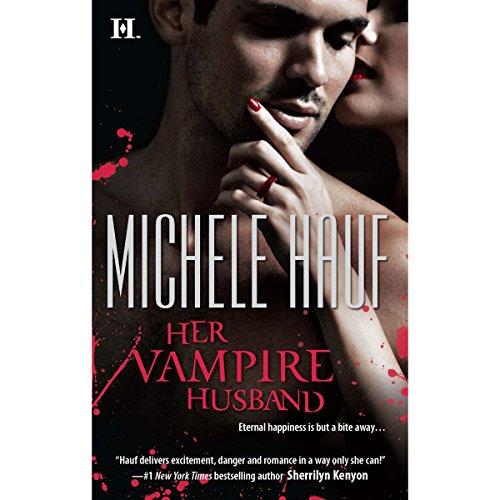 Her Vampire Husband audiobook cover art