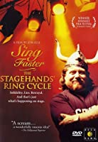 Sing Faster: Stagehands Ring Cycle [DVD] [Import]
