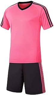 8a6f413fcad Amazon.es: Rosa - Camisetas de equipación / Hombre: Deportes y aire ...