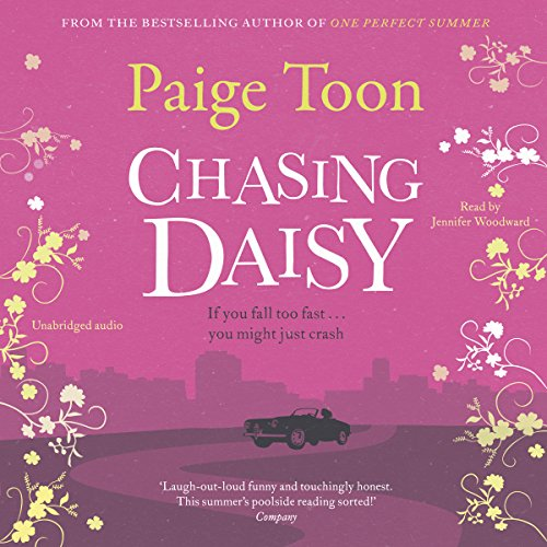 Chasing Daisy audiobook cover art
