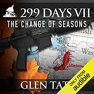 The Change of Seasons audiobook cover art