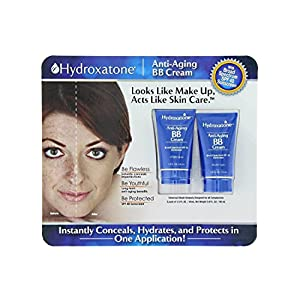 Anti aging products Hydroxatone Anti-Aging BB (Beauty Balm) Cream, Universal Shade for ALL Skin Types,