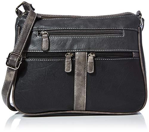 N.V. Bags N.V. BagsChloeMujerShoppers y bolsos de hombroNegro (Black) 10x20x28 Centimeters (W x H x L)