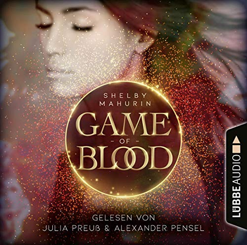 Game of Blood (German edition) cover art