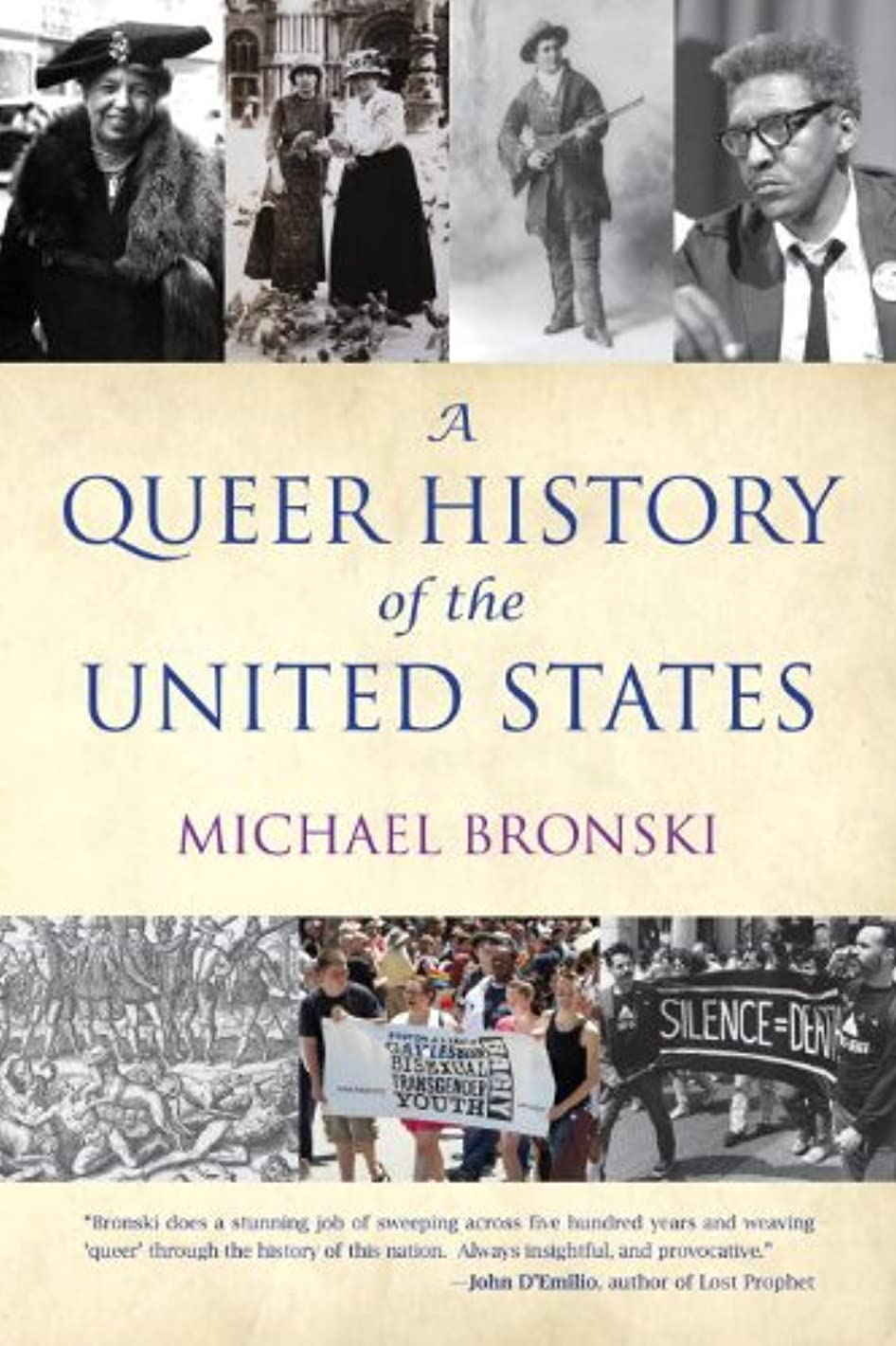 空中深く従順なA Queer History of the United States (ReVisioning American History Book 1) (English Edition)