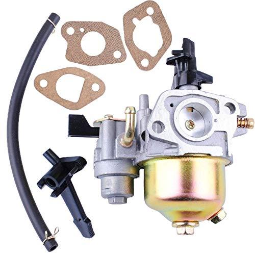 Poweka - Carburador GX160 para GX200 El motor GX140 de GX168 5.5HP 6.5HP sustituye al motor 16100-ZH8-W61
