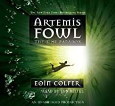 By Eoin Colfe Artemis Fowl: The Time Paradox (Artemis Fowl, #6) [Audio CD]