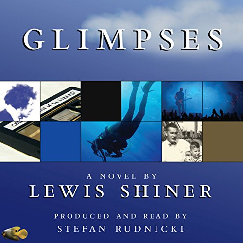 Glimpses audiobook cover art