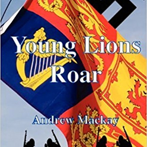 Young Lions Roar audiobook cover art