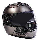 【ActyGo】 GoPro ゴープロ アクセサリー ヘルメットマウント hero9 hero8 その他アクションカメラ用