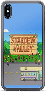 iPhone Xs Max Pure Clear Case Cases Cover Stardew Valley Bus