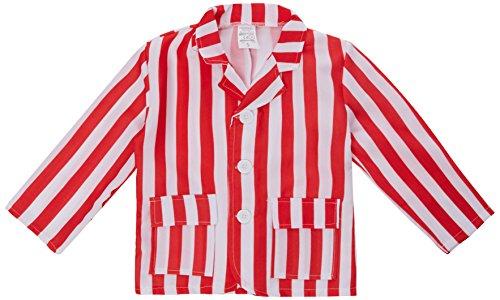 I love Fancy Dress ilfd7043s jongens gestreept blazer (klein)