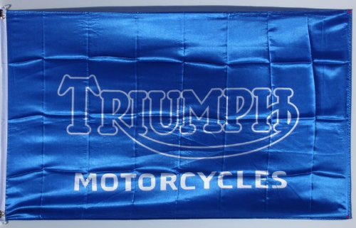 NEOPlex Triumph Motorcycles Traditional Flag